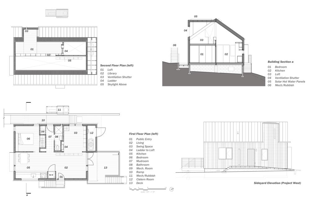Sample Front Elevation Pdf : Blueprint design and development architects