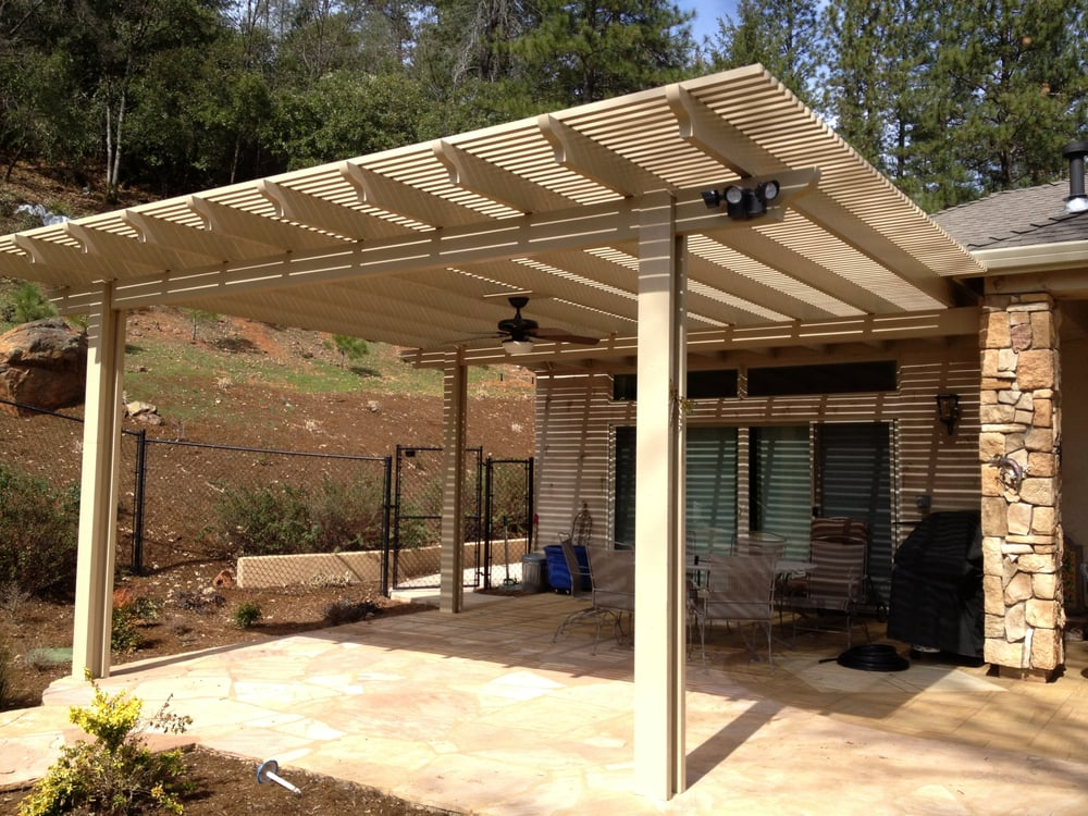 Aluma Wood Awnings No Maintenance Yelp