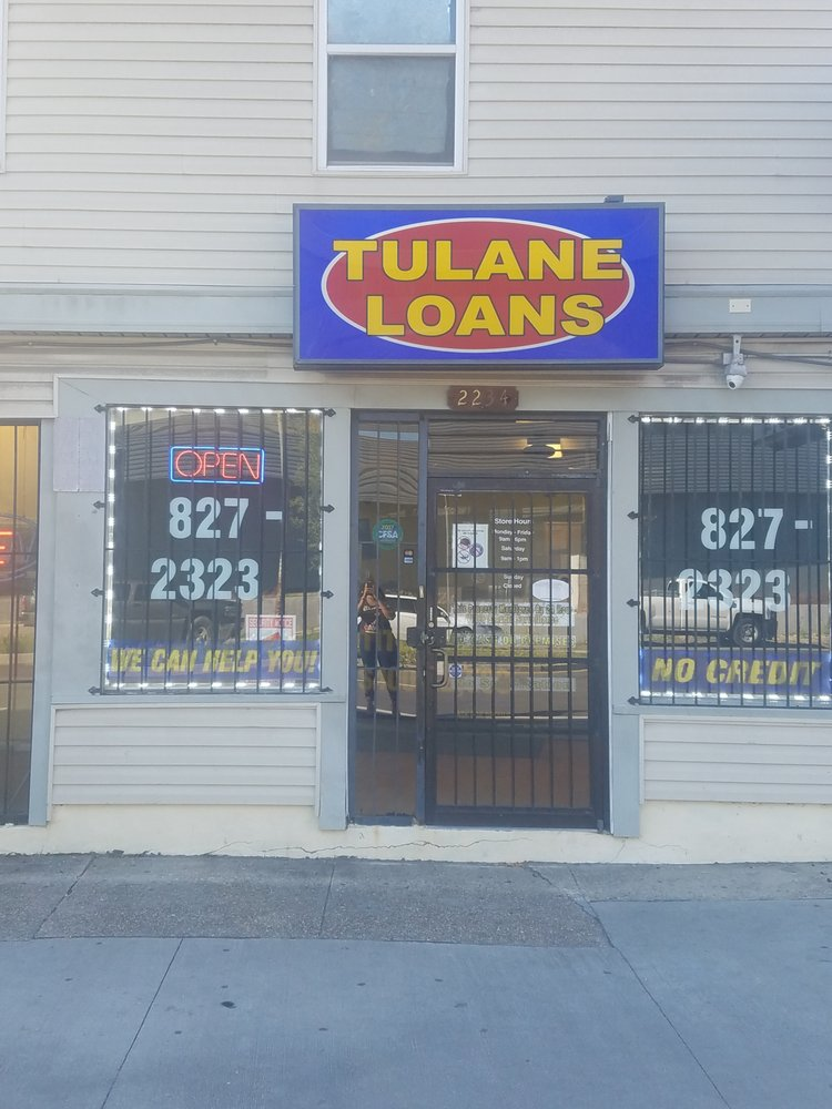 Tulane Loans