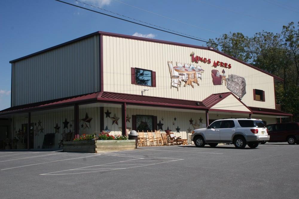 King's Acres: 2919 Lincoln Hwy E, Gordonville, PA