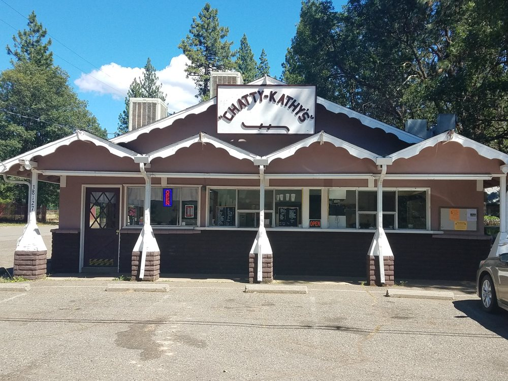 Chatty Kathy's: 38127 St Hwy 299, Burney, CA