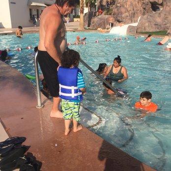 Excalibur Hotel Pool Reviews