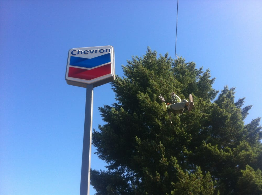 Chevron: 409 Redwood Hwy, Cave Junction, OR