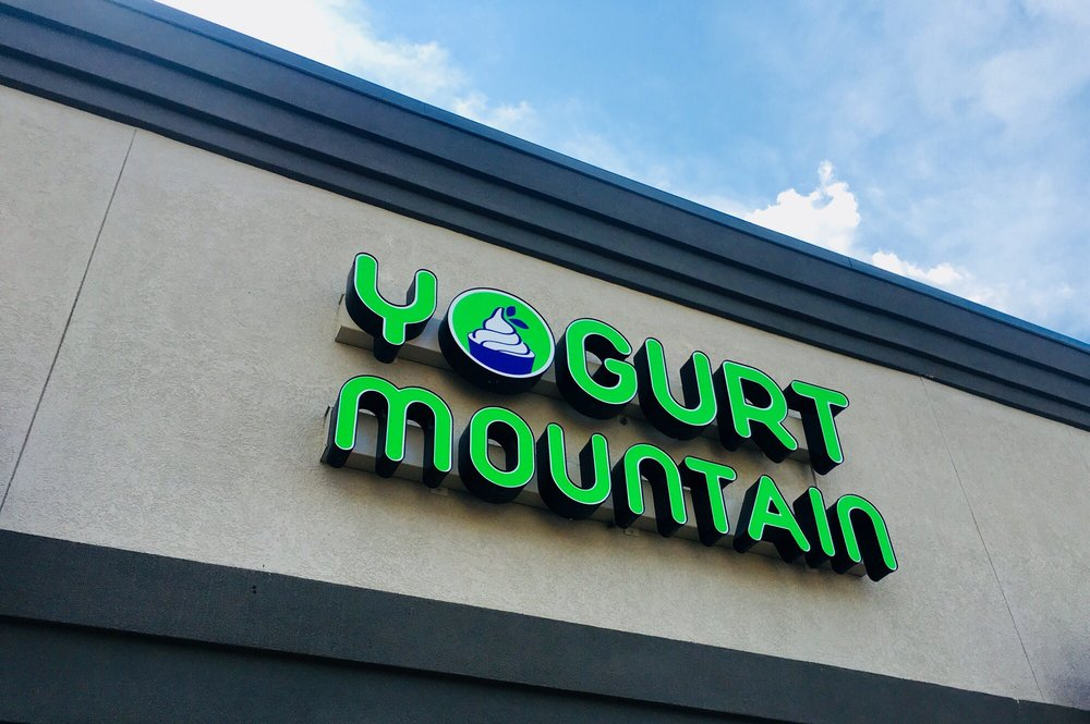 Yogurt Mountain: 11700 San Jose Blvd, Jacksonville, FL