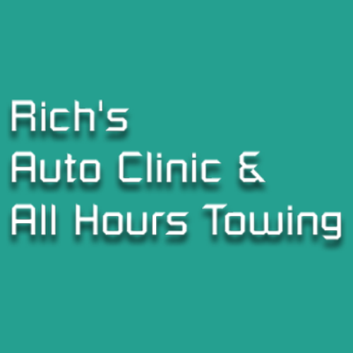 Rich's Auto Clinic & All Hours Towing: 211 NE 2nd St, Ontario, OR