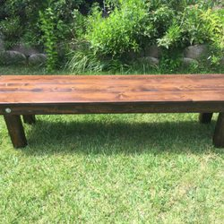 Photo Of Backyard Cedars Events   Carlsbad, CA, United States. Farm Table  Benches