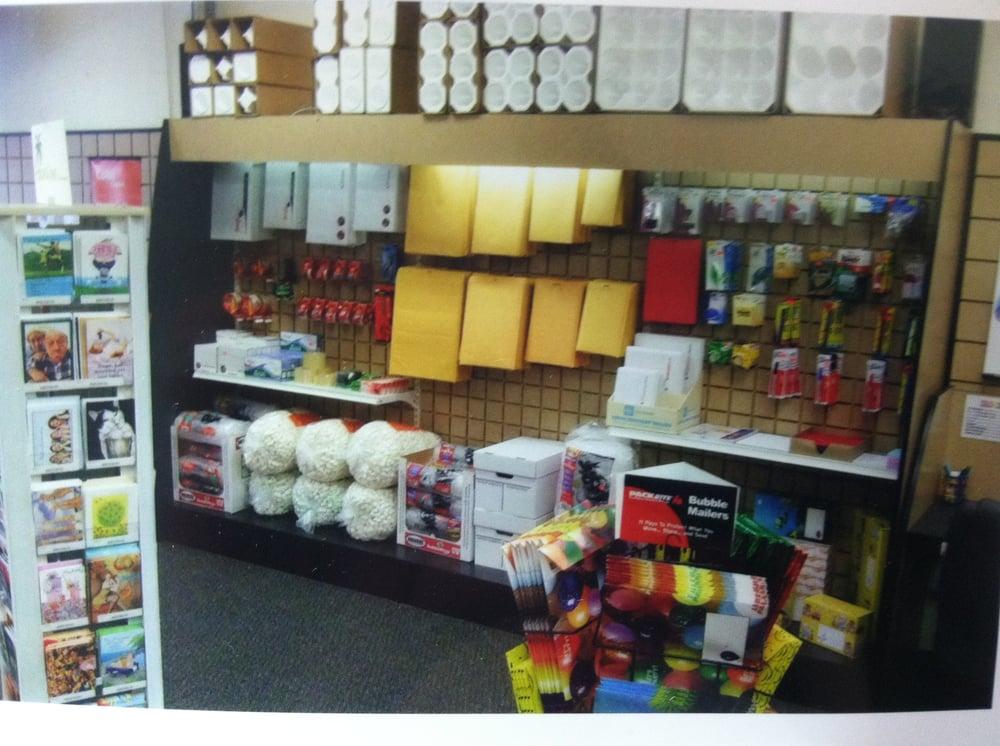 The UPS Store: 936 B 7th St, Novato, CA