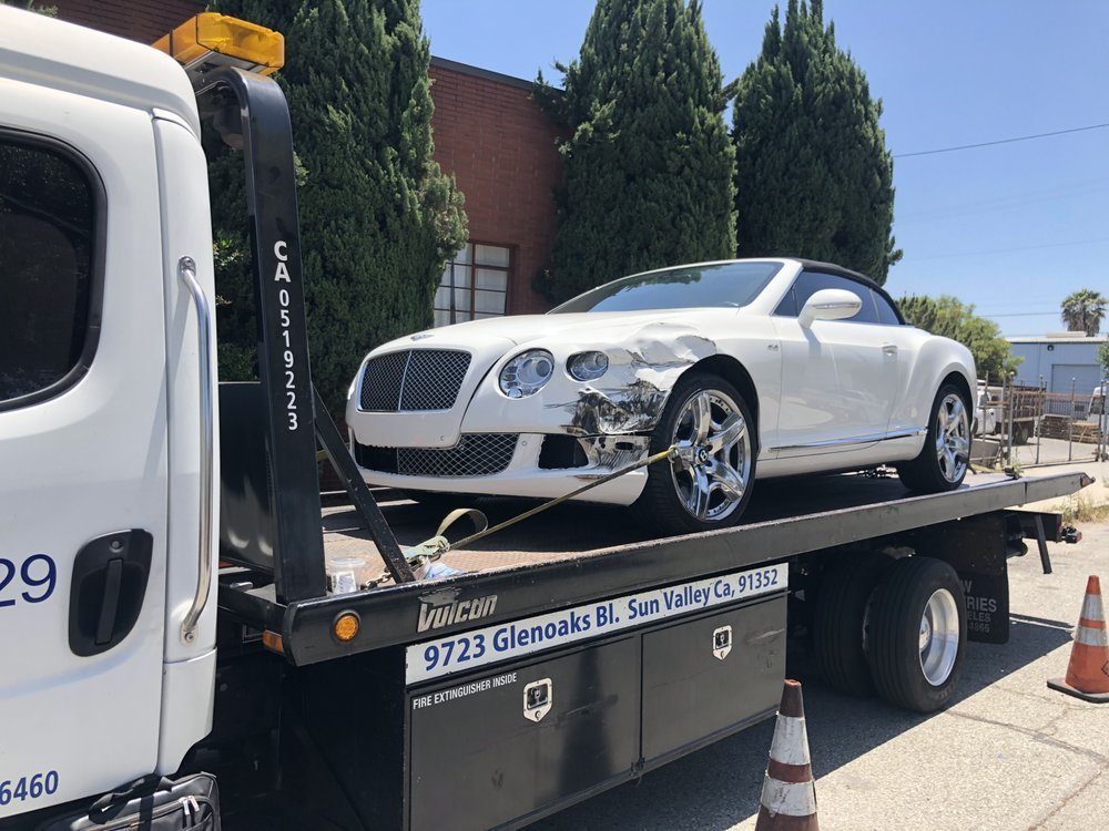 Towing business in South Pasadena, CA