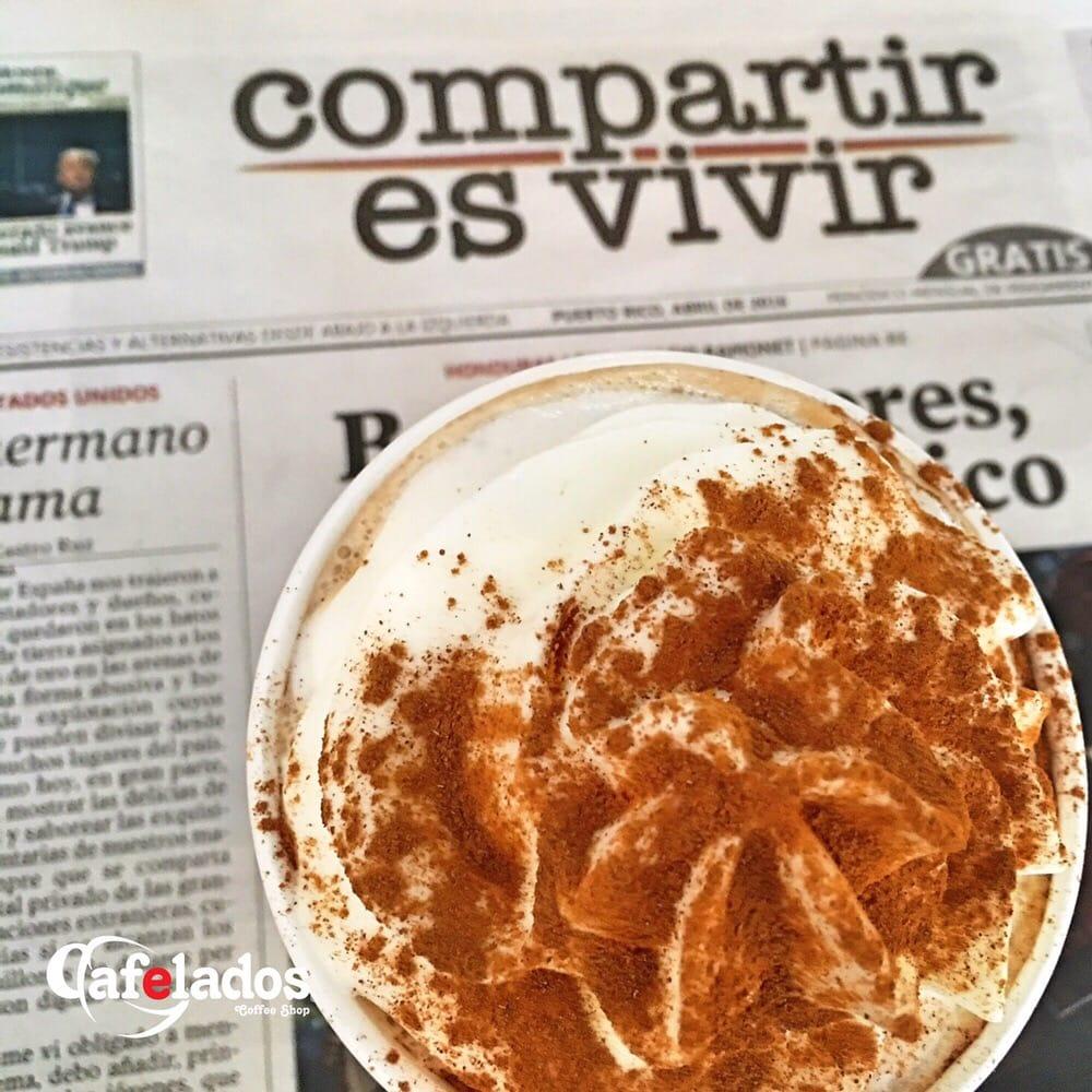 Cafelados: Cll Colon 2, Aguada, PR
