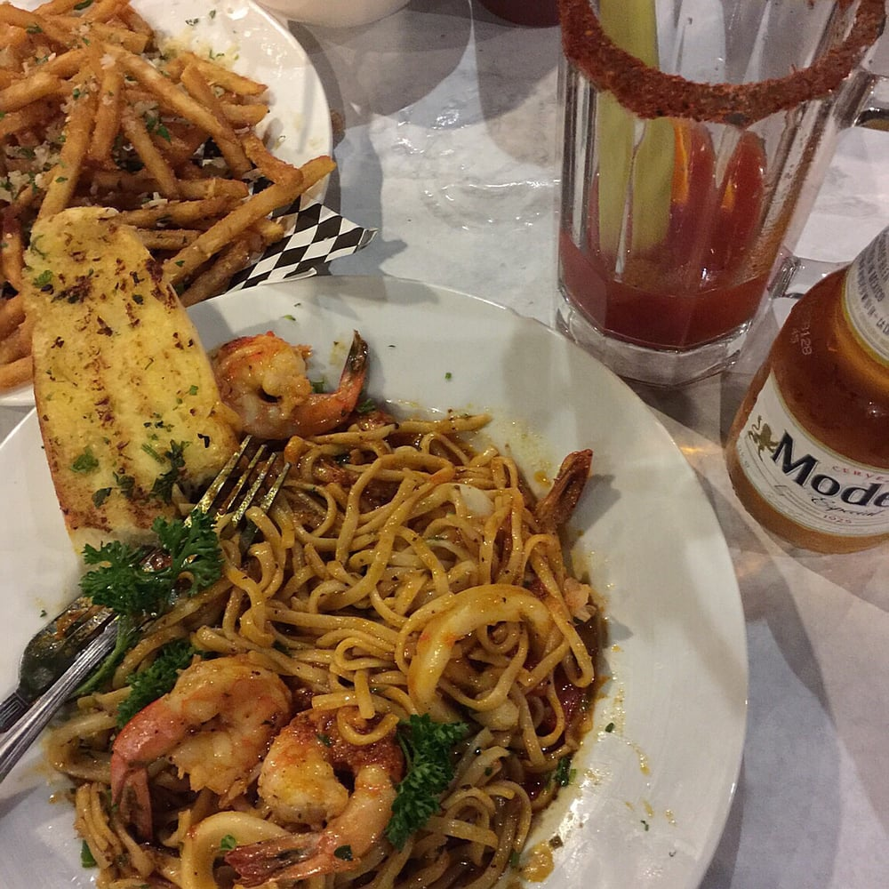 Shrimp & crawfish - Yelp