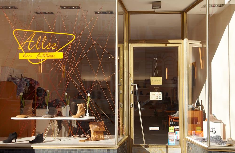 allez les filles 10 foto negozi di scarpe eppendorfer weg 79 eimsb ttel amburgo hamburg. Black Bedroom Furniture Sets. Home Design Ideas