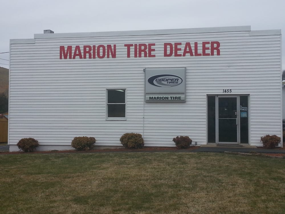 Marion Tire Dealers: 1455 S Main St, Marion, VA