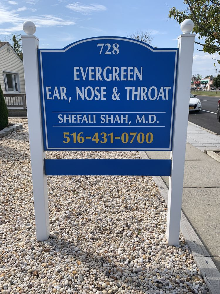 Evergreen Ears Nose And Throat: 728 E Park Ave, Long Beach, NY