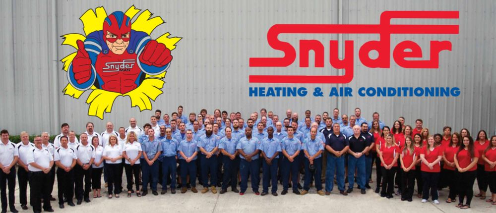 Snyder Heating And Air Conditioning 36 Photos 30 Reviews Hvac 3401 Southside Blvd Greater Arlington Jacksonville Fl