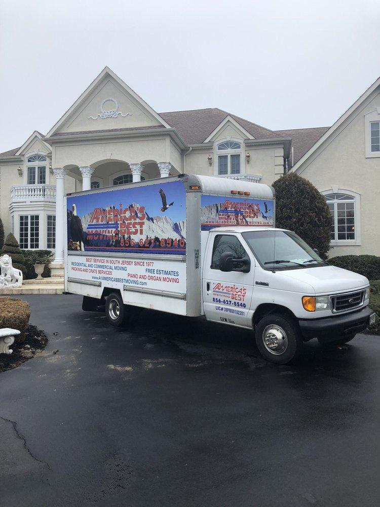 A1 America's Best Moving: Laurel Springs, NJ