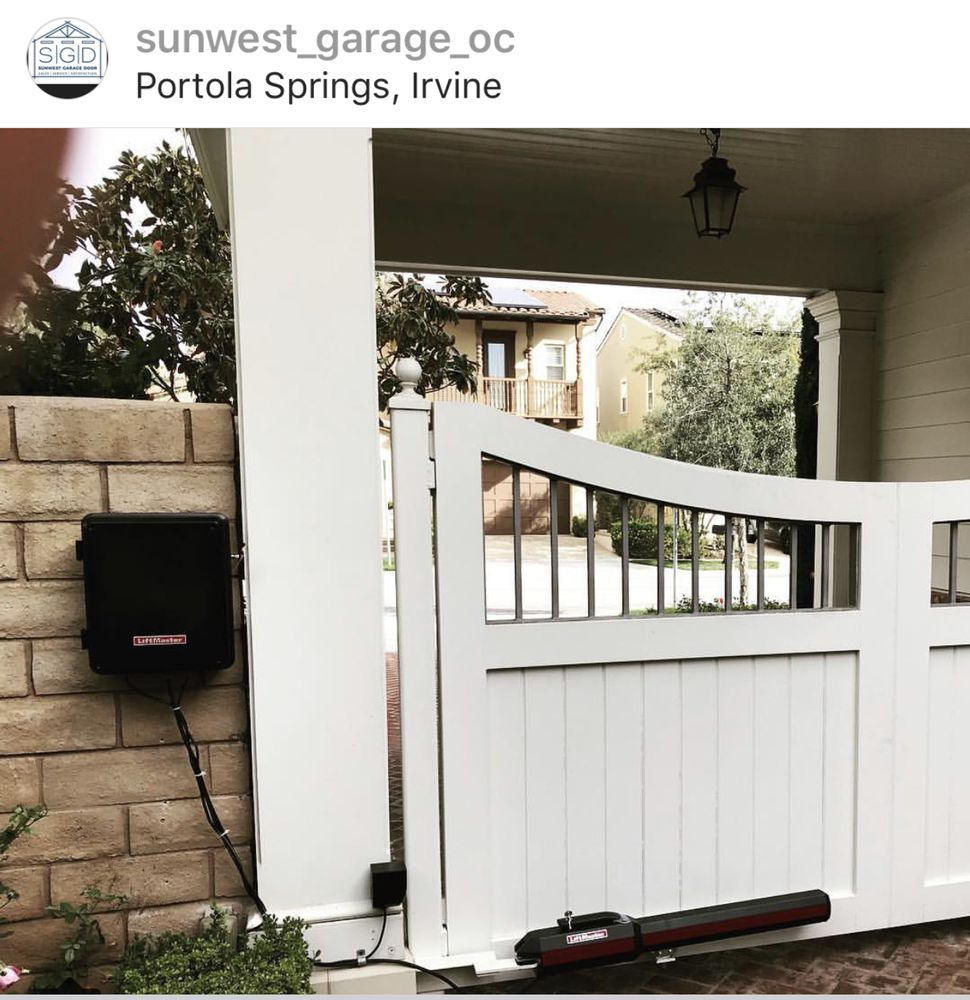 Sunwest Garage Door