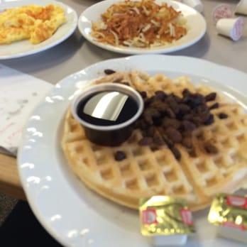 Waffle King S Virginia Kitchen Menu