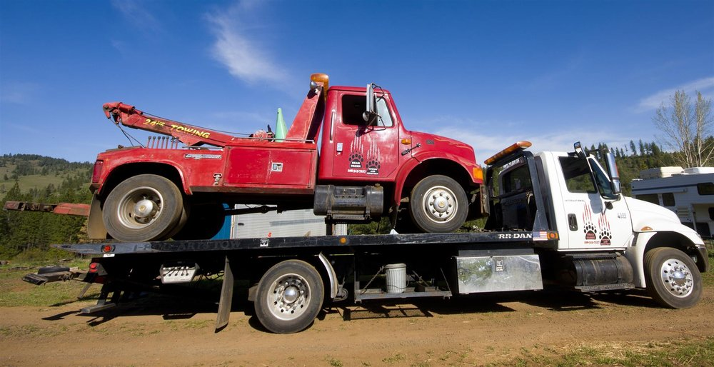 Bear Creek Towing and Recovery: 103 Moser Ave, Council, ID
