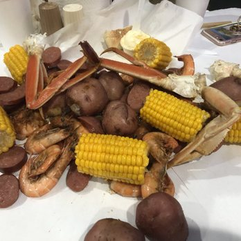Photo Of Crazy Cajun Seafood Restaurant Port Aransas Tx United States