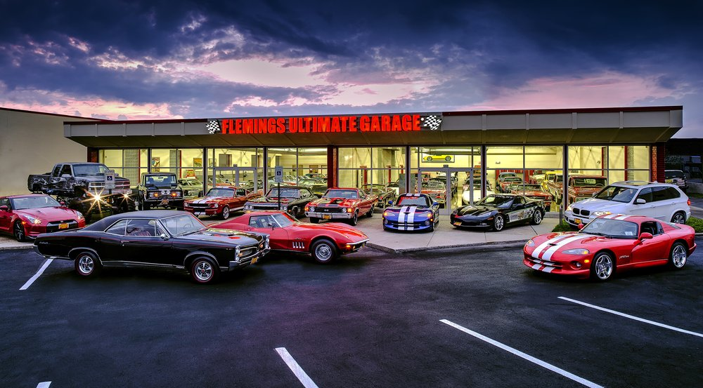 Flemings Ultimate Garage - 25 Photos & 16 Reviews - Car Dealers ...