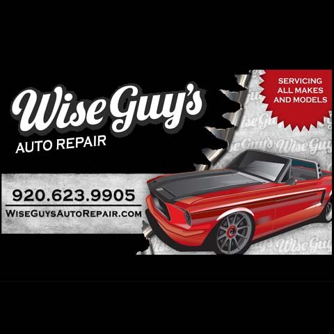 Wise Guy's Auto Repair: 234 N Water St, Columbus, WI