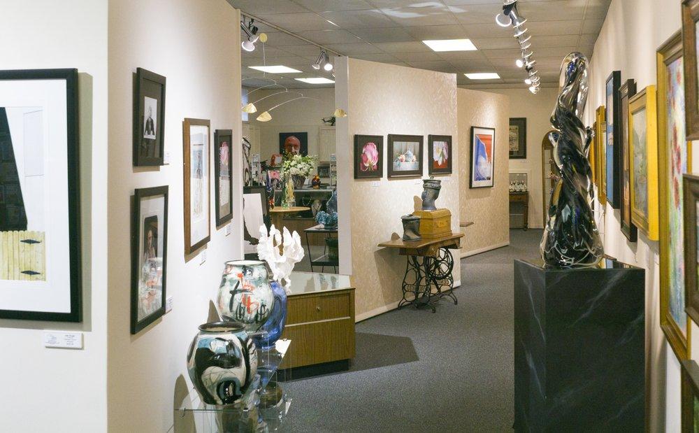 Social Spots from The Garden Gallery
