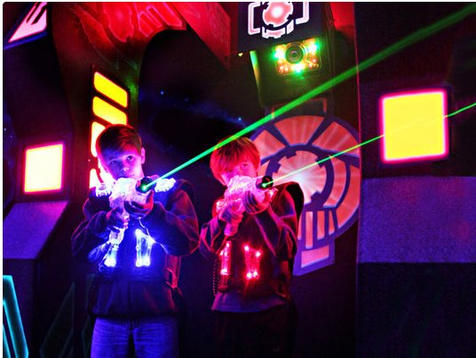 Laser Tag In Myrtle Beach Travel Guide