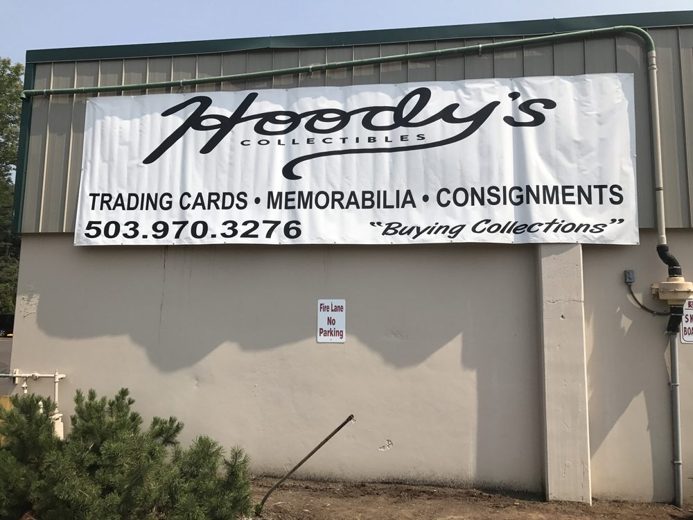 Hoody's Collectibles: 8602 SW Hall Blvd, Beaverton, OR