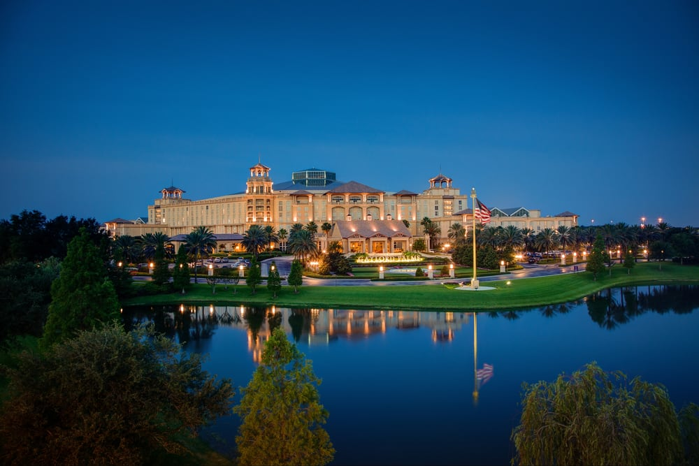 Gaylord Palms Resort & Convention Center: 6000 West Osceola Pkwy, Kissimmee, FL