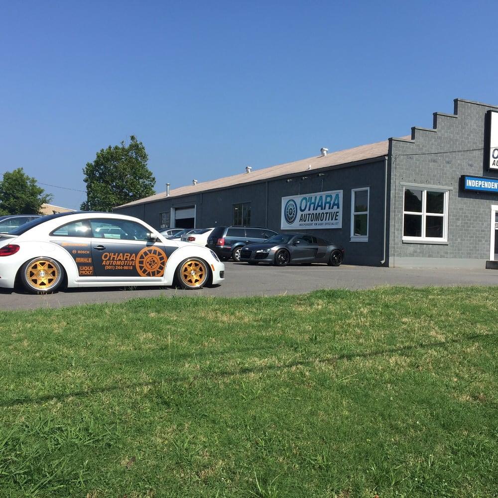 O'Hara Automotive: 425 Gum St, North Little Rock, AR