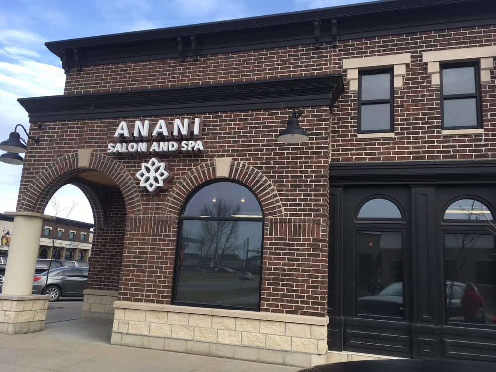 Anani Salon & Spa: 2505 SW White Birch Dr, Ankeny, IA
