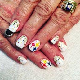 D nails 79 photos nail salons 2013 linglestown rd for Abaca salon harrisburg pa
