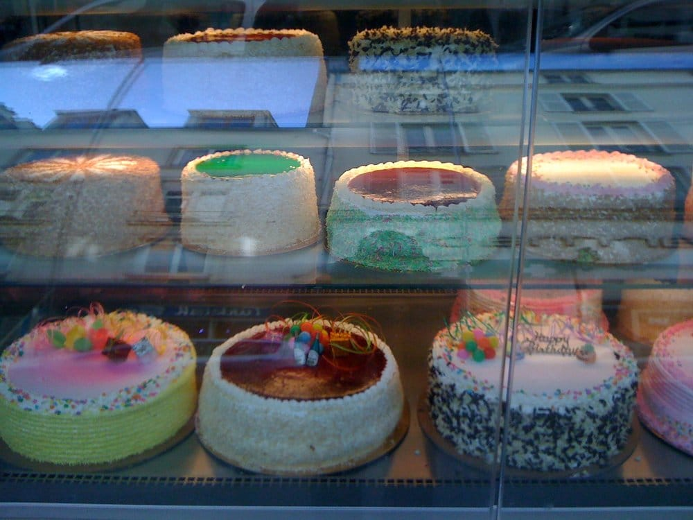 Magasin de gateau belleville