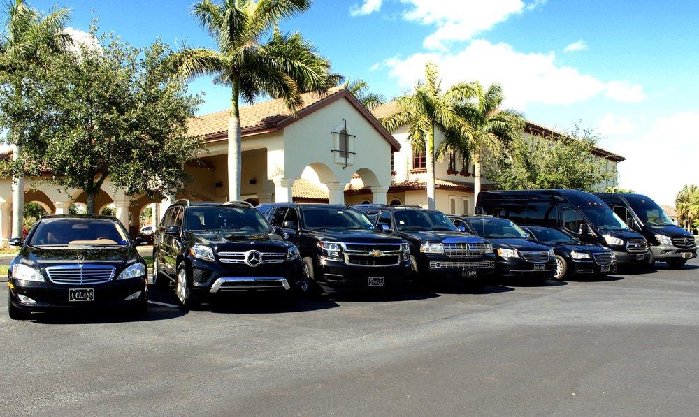 A Class Transportation: 601 E Elkcam Cir, Marco Island, FL