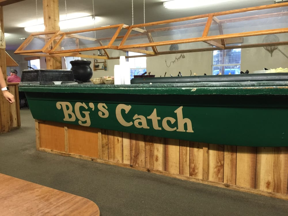 B G's Catch: 605 Hwy 70 E, Kingston, OK