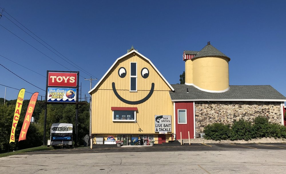 Dick Smith's Live Bait & Tackle: 2420 Milwaukee St, Delafield, WI
