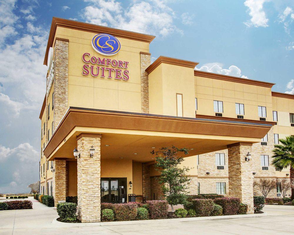 Comfort Suites Buda - Austin South - 46 Photos & 25 Reviews - Hotels ...