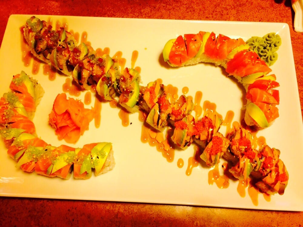 crazy delicious sushi rolls yelp