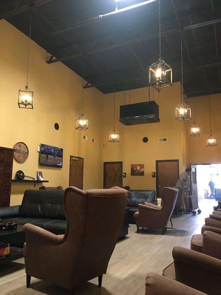 Tobacco and Hops: 112 W Chestnut St, Goldsboro, NC