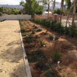 Alternative Edge Custom Curb Design Landscaping Riverside Ca