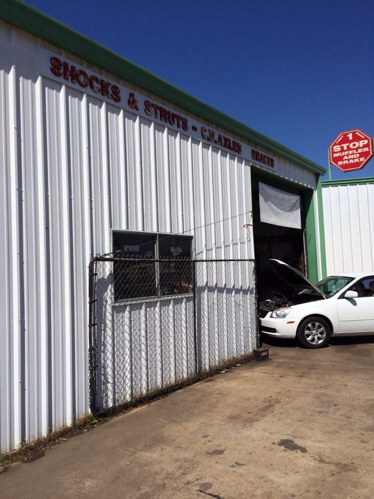 Guy's Auto Repair: 734 Grillo Way, Rosenberg, TX