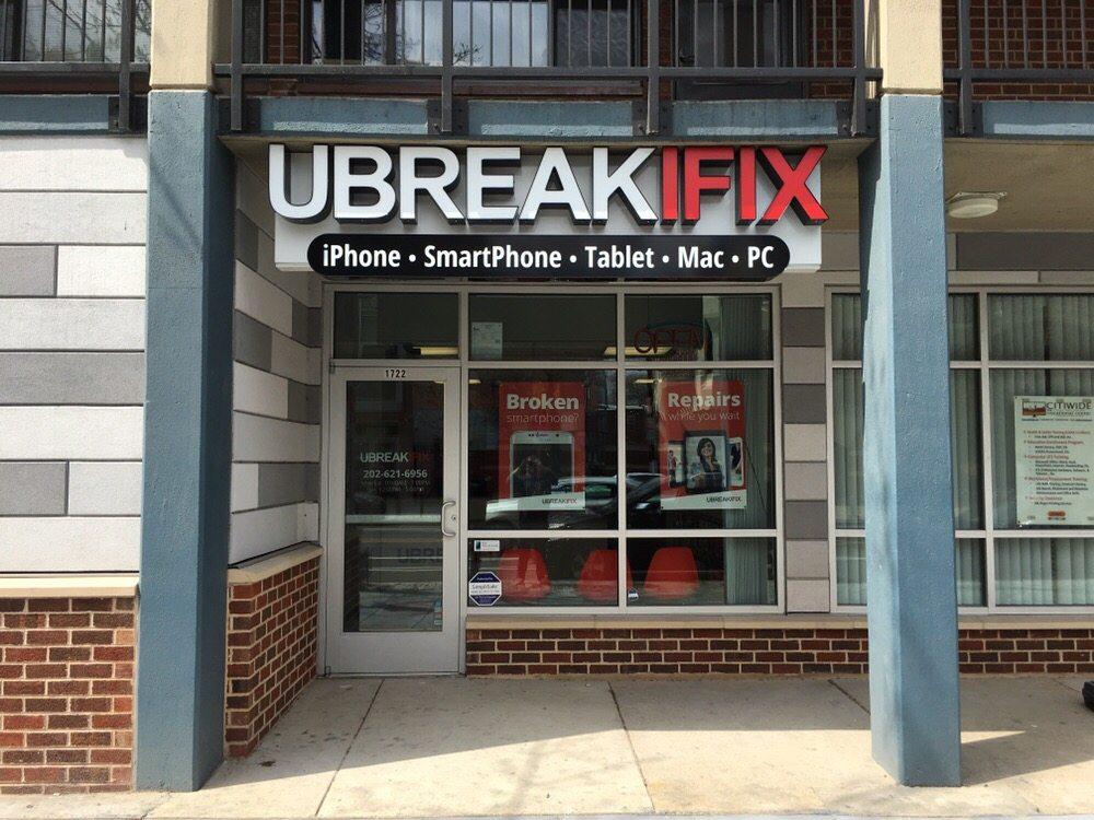 uBreakiFix Shaw: 1722 7th St NW, Washington, DC, DC