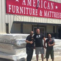 Photo Of American Furniture U0026 Mattress   Pearland, TX, United States. John  And