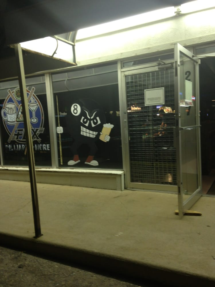 Flix Billiards & More: 2607 NW Cache Rd, Lawton, OK