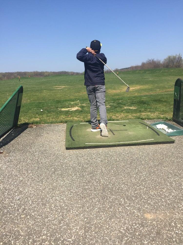 Photo Of Langston Golf Course Driving Range Washington Dc United States