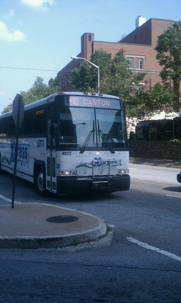 Georgia Regional Transportation Authority: Boling Park, Canton, GA