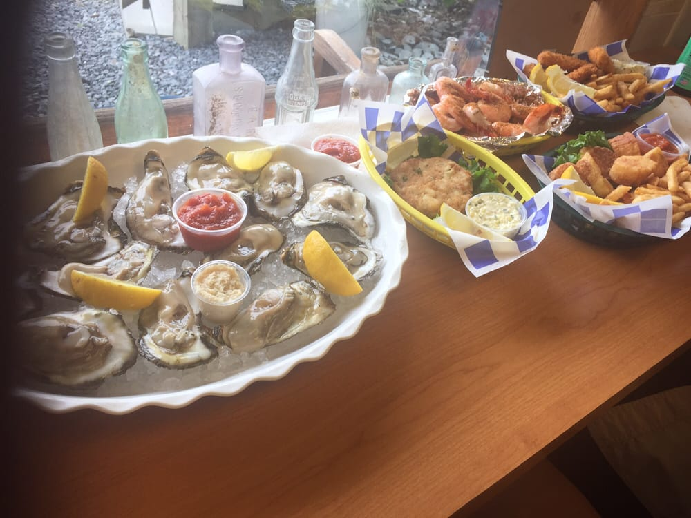 Seafood Restaurants On Rt  In Md