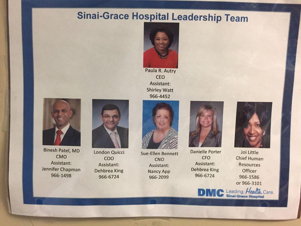 Sinai-Grace Hospital - 17 Reviews - Hospitals - 6071 W Outer