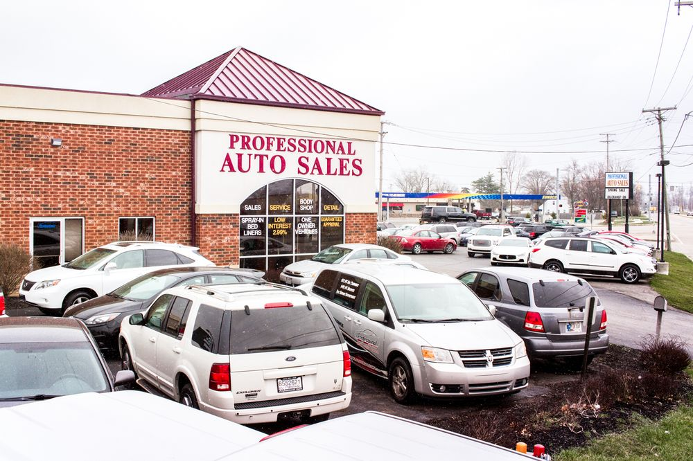 Professional Auto Sales Service 19 Photos Auto Repair 4202 W