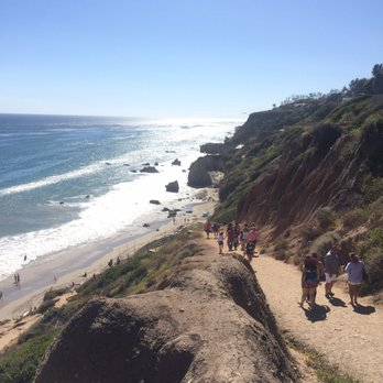 Photo Of El Matador State Beach Malibu Ca United States